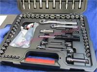 New Craftsman 95pc mechanics tool set - nice