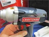 New Craftsman 19.2-volt Impact driver kit - nice
