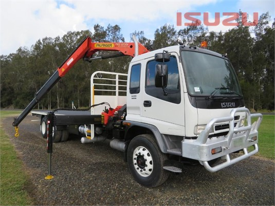 2006 Isuzu FVZ 1400 Long Used Isuzu Trucks - Trucks for Sale