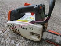 nice Stihl MS192TC chainsaw (14in) & accessories