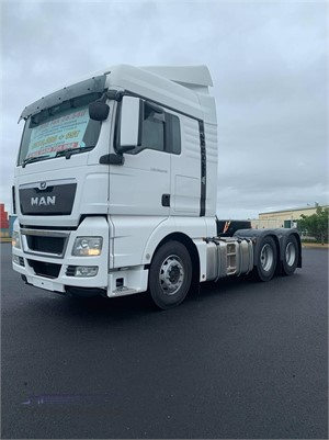 2020 MAN TGX 26.540 - Trucks for Sale