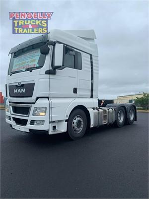 2020 MAN TGX 26.540 Pengelly Truck & Trailer Sales & Service - Trucks for Sale