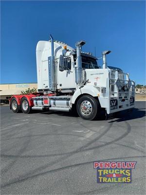 2012 Western Star 4800FX Pengelly Truck & Trailer Sales & Service  - Trucks for Sale