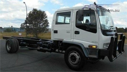 2000 Isuzu FTR 800 Dual Cab - Trucks for Sale