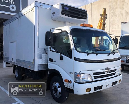 2008 Hino other Racecourse Motor Company  - Trucks for Sale
