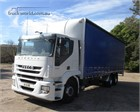 Iveco Stralis 360 Pantech|Tautliner / Curtainsider