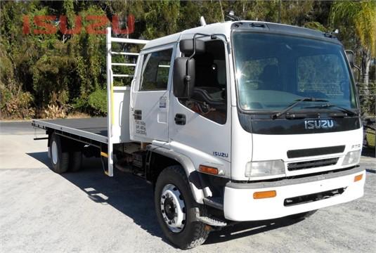 2000 Isuzu FTR 800 Dual Cab Used Isuzu Trucks - Trucks for Sale
