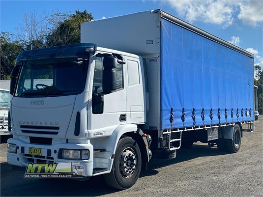 2009 Iveco Eurocargo 180E30 National Truck Wholesalers Pty Ltd - Trucks for Sale