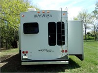 2007 Forest River 5th wheel camper