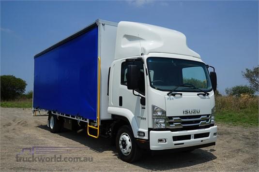 2020 Isuzu FSR Suttons Trucks - Trucks for Sale