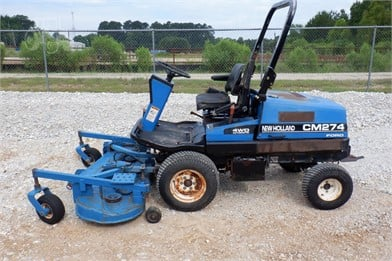 New Holland Cm274 Auction Results 5 Listings Tractorhouse Com