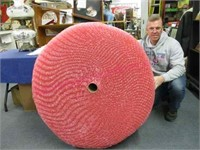 giant roll of bubble wrap (375ft x 16in) anti-stat