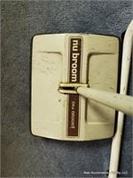 Step Stool & Hand Sweeper