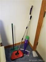 Sweeper & Mop