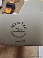 3 Willow Tree Figurines