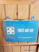 Roll Of Wire, Sink Knobs, Wood Scraps First Aid Ki