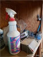 Cleaner, Wooden Wheels, Thread Sealant & Misc