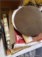 Black & Decker Sanders, Sandpaper & Misc