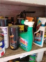 Windshield Washer Fluid, Cleaner & Misc