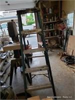6' Metal Ladder