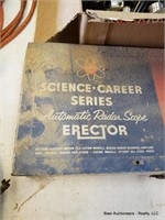 Erector Set - Not Complete