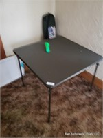 Small Card Table