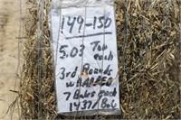 Hay, Bedding, Firewood #23 (6/3/2020)
