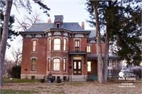 Lindsborg Kansas Historical Home For Sale