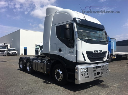 2018 Iveco Stralis 560  - Trucks for Sale