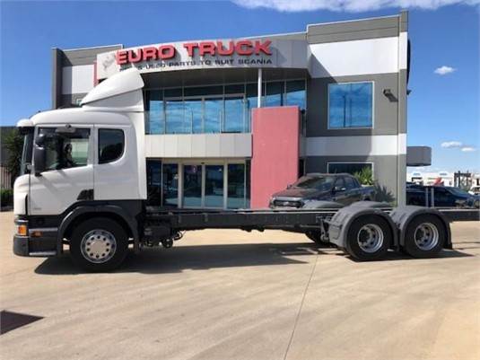 2015 Scania P320 - Trucks for Sale