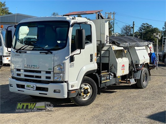 2011 Isuzu FRR500 National Truck Wholesalers Pty Ltd - Trucks for Sale