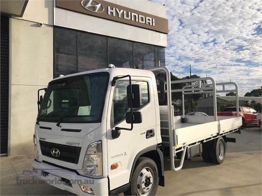 2020 Hyundai Mighty EX4 MWB Adelaide Quality Trucks & AD Hyundai Commercial Vehicles - Trucks for Sale