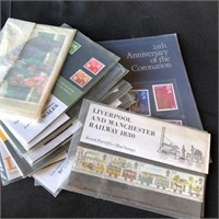 Online Stamp and Coin Auction