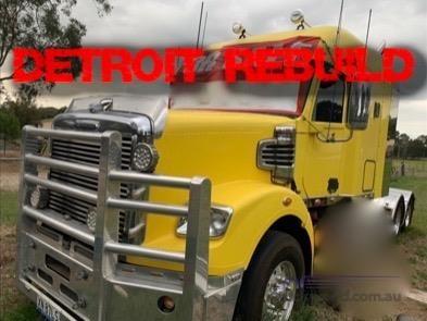 2012 Freightliner Coronado Southern Star Truck Centre Pty Ltd  - Trucks for Sale