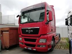 MAN TGX18.480  used