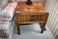 1-Drawer Lamp Table