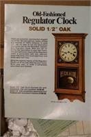 Emperor Clock Co. Clock Kit
