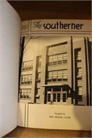 Lot of 2 Southern High School Yearbooks