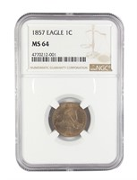 Online Rare Coin & Currency Auction #53