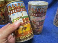 """12 """"amer. brewers historical collection"""" (indiana)"""
