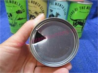 """7 """"beer cans of the month club"""" dog breeds set #3"""