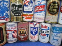 50 various beer cans collection #4