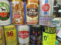 50 various beer cans collection #5