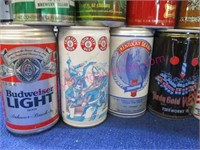 50 various beer cans collection #6