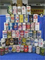 50 various beer cans collection #7