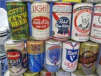 50 various beer cans collection #9