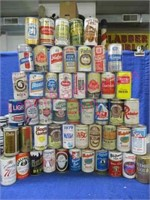 50 various beer cans collection #10