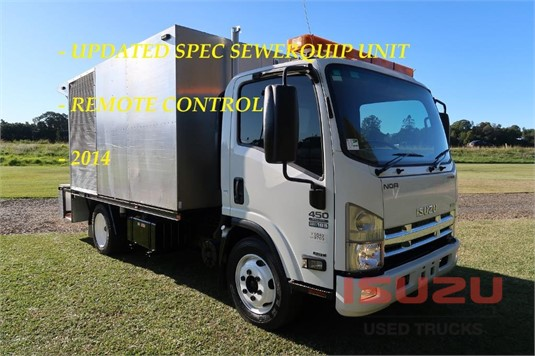 2014 Isuzu NQR 450 Premium Used Isuzu Trucks  - Trucks for Sale