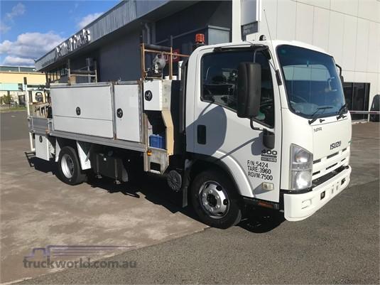 2011 Isuzu NPR - Trucks for Sale