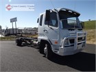2016 Fuso Fighter 1024 Cab Chassis